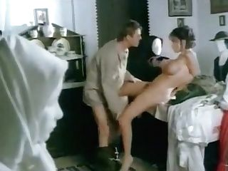 Exotic Old-school Hook-up Scene From The Golden Period