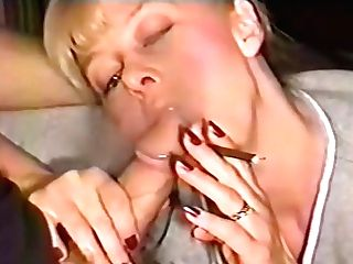 Sexy Cougar Gives Hubby A More 120 Smoking Obsession Dt & Slurps His Sperm