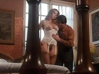 Moana Pozzi Making Backdoor Sex In Intimita Anale (1990)