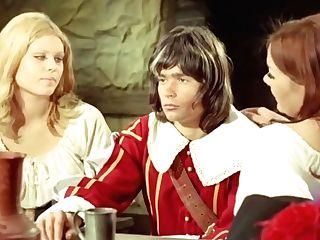 Die Intercourse-abenteuer Der Drei Musketiere (1971)