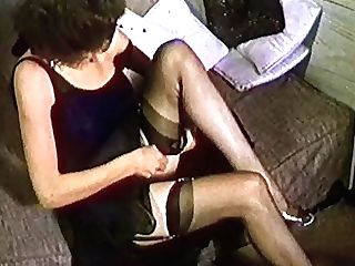 Lawdy Miss Clawdy - Antique 60s Beauty Stockings Striptease
