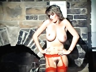 Addicted To Love - Antique 80's Big Tits Striptease Dance