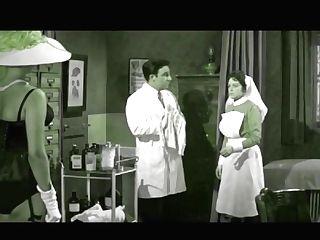 Sophia Loren In Undergarments And Nylons (recolored)