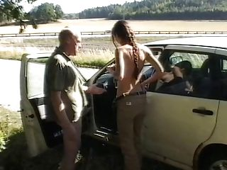 Amandla Fucked Outside (uncommon) Swedish Retro