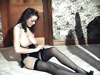 Dressing Up  - Brit Nubile Emo Sexy Stockings Stilettos