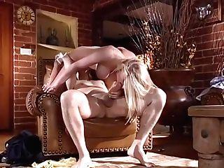 Incredible Pornography Scene Blonde